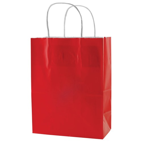 GLOSS COATED SHOPPING BAGS