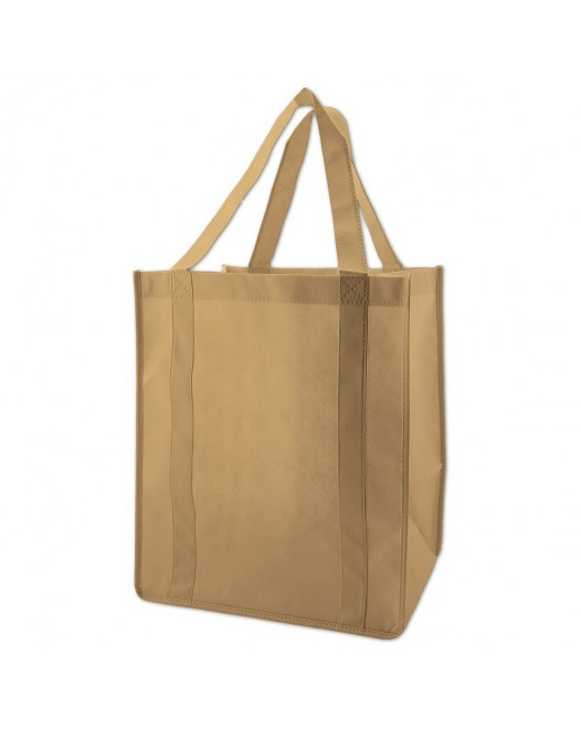 GROCERY NON-WOVEN TOTE