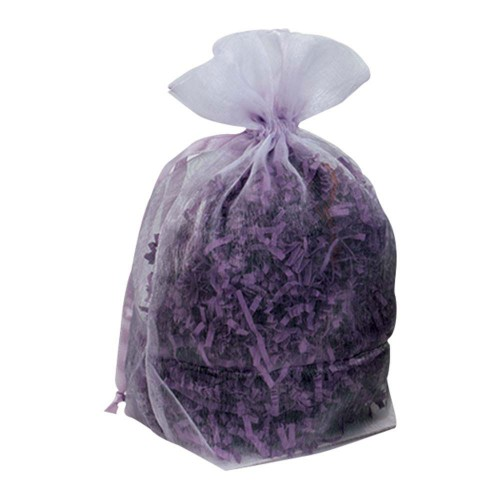 GUSSETED ORGANZA BAGS